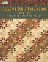 Creative Quilt Collection, Volume One