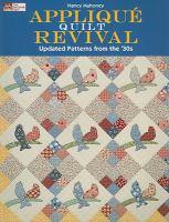 Appliqué Quilt Revival
