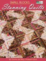 Small Blocks, Stunning Quilts