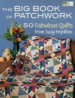 Big book of Patchwork book cover