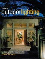 The Art of Outdoor Lighting