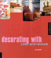 Decorating With Color and Texture