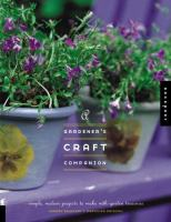 A Gardener's Craft Companion