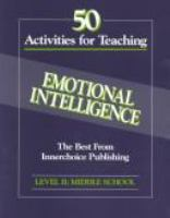 50 Activities for Teaching Emotional Intelligence
