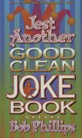 Jest Another Good Clean Joke Book