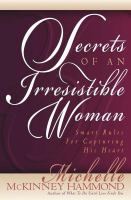 Secrets of An Irresistible Woman