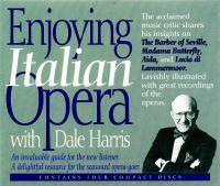 Enjoying Italian Opera
