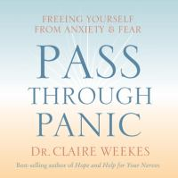 Pass through panic : free yourself from anxiety & fear