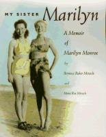 My Sister Marilyn