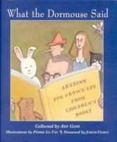 What the Dormouse Said