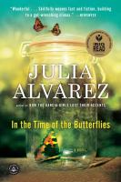 Cover of In the Time of the Butterf