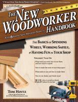 The New Woodworker Handbook