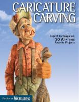 Caricature Carving