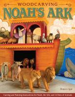 Woodcarving Noah's Ark