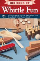 Big Book of Whittle Fun