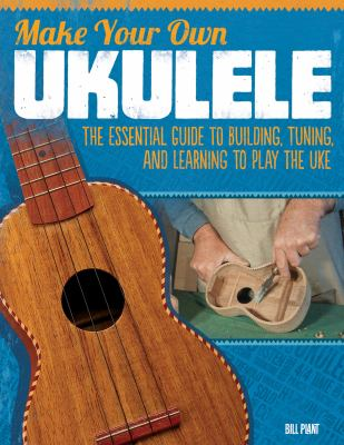 Make Your Own Ukulele book cover