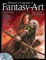 Masters & legends of fantasy art : techniques for drawing, painting & digital art from 36 acclaimed artists.