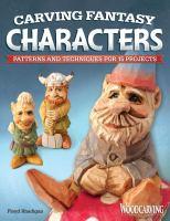 Carving Fantasy Characters