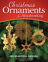 Christmas Ornaments For Woodworking