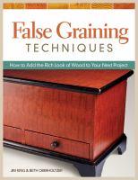 False Graining Techniques