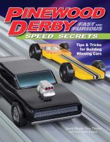 Pinewood Derby Fast and Furious