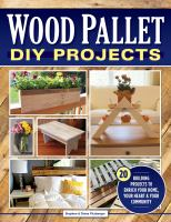 Wood Pallet DIY Projects
