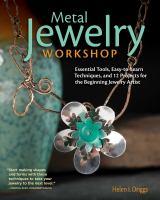 Metal Jewelry Workshop