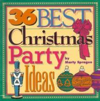 36 Best Christmas Party Ideas