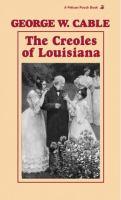 The Creoles of Louisiana