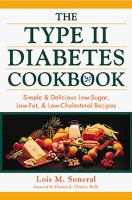 The Type II Diabetes Cookbook