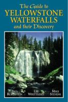 The Guide to Yellowstone Waterfalls and Their Discovery
