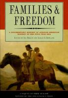 Families and Freedom