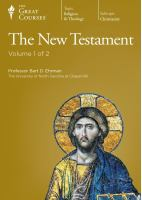 The New Testament. Part 2