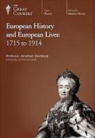 European History and European Lives