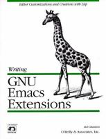 Writing GNU Emacs Extensions