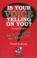 Is your Voice Telling on You?