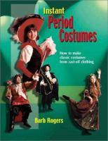 Instant Period Costumes