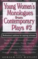 Young Women's Monologues From Contemporary Plays