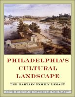 Philadelphia's Cultural Landscape