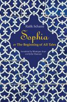 Sophia, or the Beginning of All Tales
