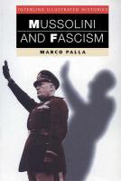 Mussolini and Fascism
