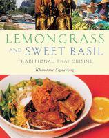Lemongrass and Sweet Basil