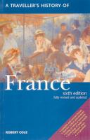 A Traveller's History of France