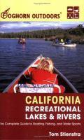 California Recreational Lakes & Rivers