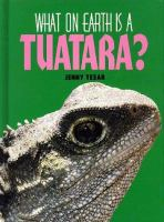 What on Earth Is A Tuatara?