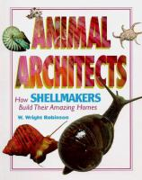 How Shellmakers Build Their Amazing Homes