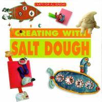 Creating With Salt Dough