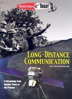 Long-distance Communication