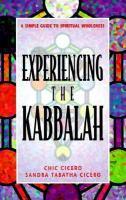 Experiencing the Kabbalah