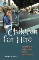 Children for Hire